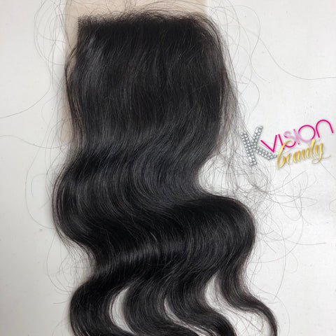 Raw Cambodian Natural Wave Closure