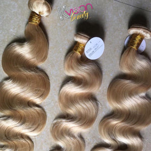 Blonde 613 Body Wave