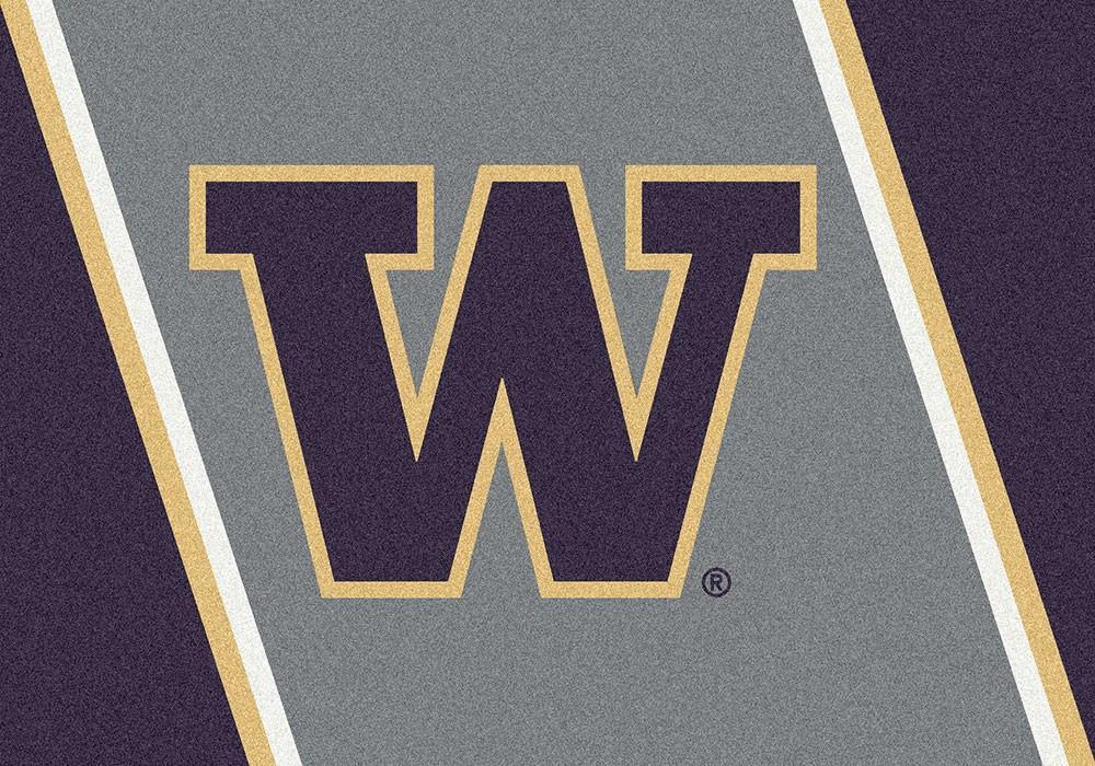 Washington Area Rug University Team Spirit