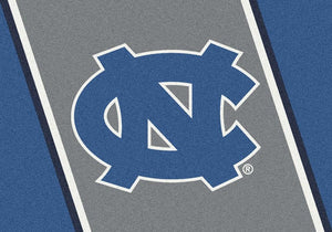 North Carolina Area Rug University Team Spirit