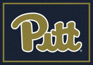 Pittsburgh Area Rug University Team Spirit
