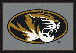 Missouri Area Rug University Team Spirit