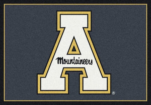 Appalachian State Area Rug University Team Spirit