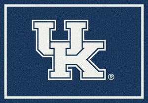 Kentucky Area Rug University Team Spirit