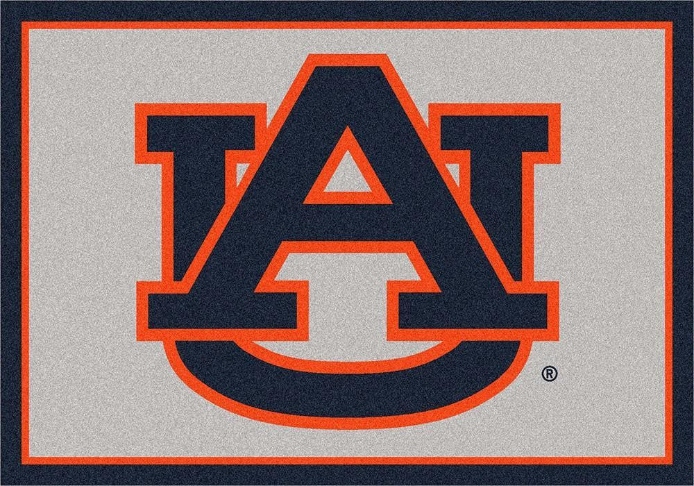 Auburn Area Rug University Team Spirit