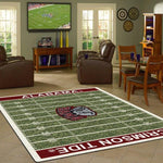 Alabama Crimson Tide Football Field Rug