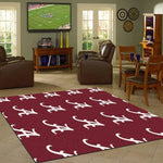 Alabama Crimson Tide Rug
