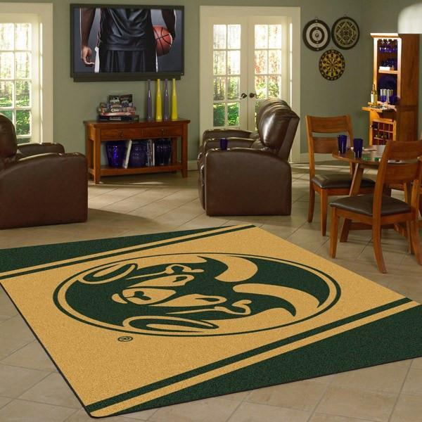 Colorado State Rug University Team Spirit