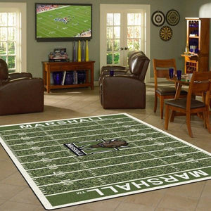 Marshall Rug University Football Field
