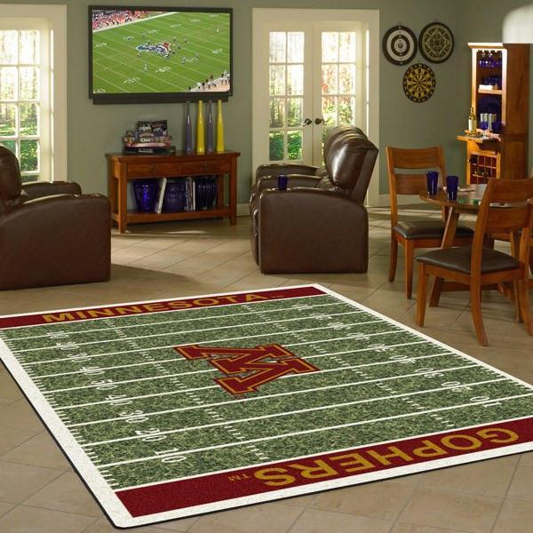 Minnesota Rug University Football Field
