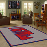 Mississippi Rug University Team Spirit