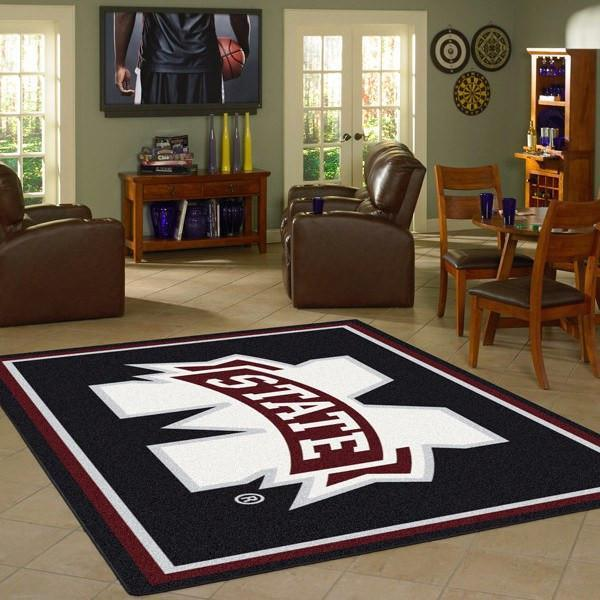 Mississippi State Rug University Team Spirit
