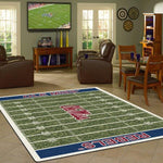Mississippi Rug University Football Field