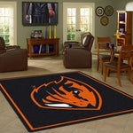 Oregon State Beavers Rug University Team Spirit
