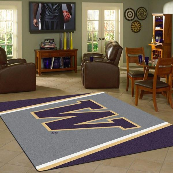 Washington Rug University Team Spirit