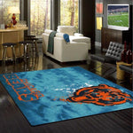 Chicago Bears Faded Area Rug