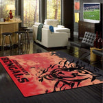 Cincinnati Bengals Faded Area Rug