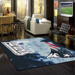 New England Patriots Rug Team Fade