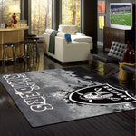 Oakland Raiders Rug NFL Team Fade