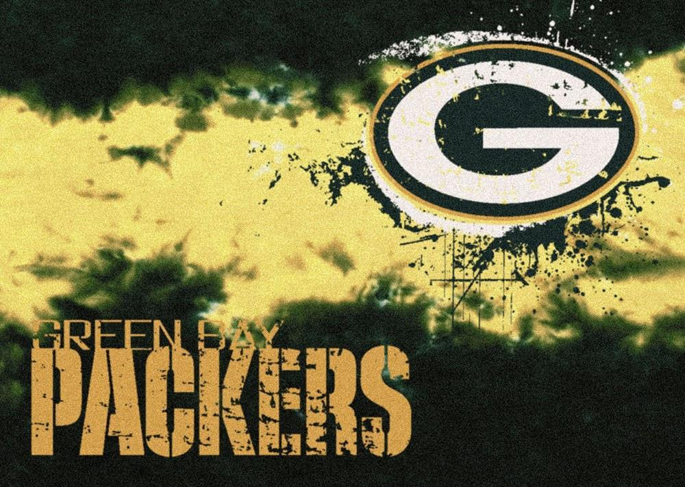 Green Bay Packers Area Rug NFL Team Fade