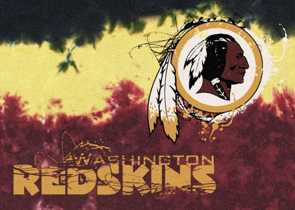 Washington Redskins Area Rug NFL Team Fade