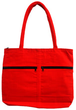 Load image into Gallery viewer, Guadalupe Virgin Embroidered Red Bag