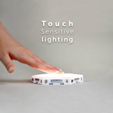 Magnetic Quantum Lamp |  Touch Sensitive Lighting LED | Creative Decoration Wall Lamp