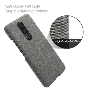 Fabric Cloth Case