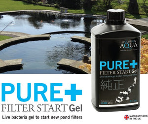2.5L Pure Pond Start Gel.