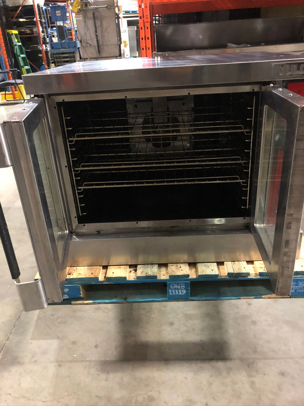 Vulcan VC4GD Convection Oven (3)