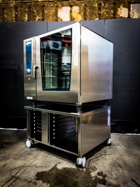 Rational SCC WE 102G Combi Oven (2)