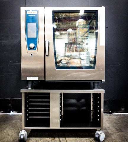 Rational B128206.19E Gas Combi Oven (4)