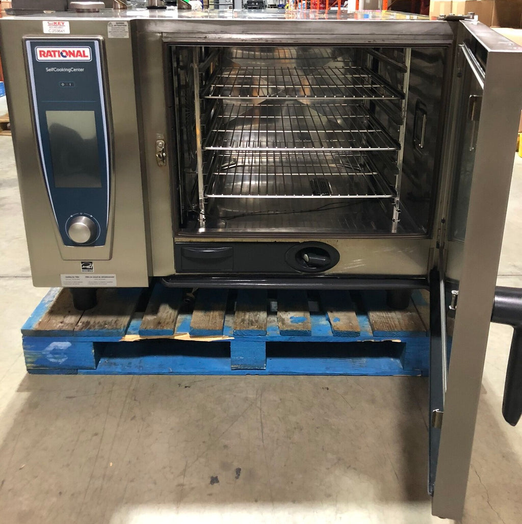 Rational SCC 62G Combi Oven (2)
