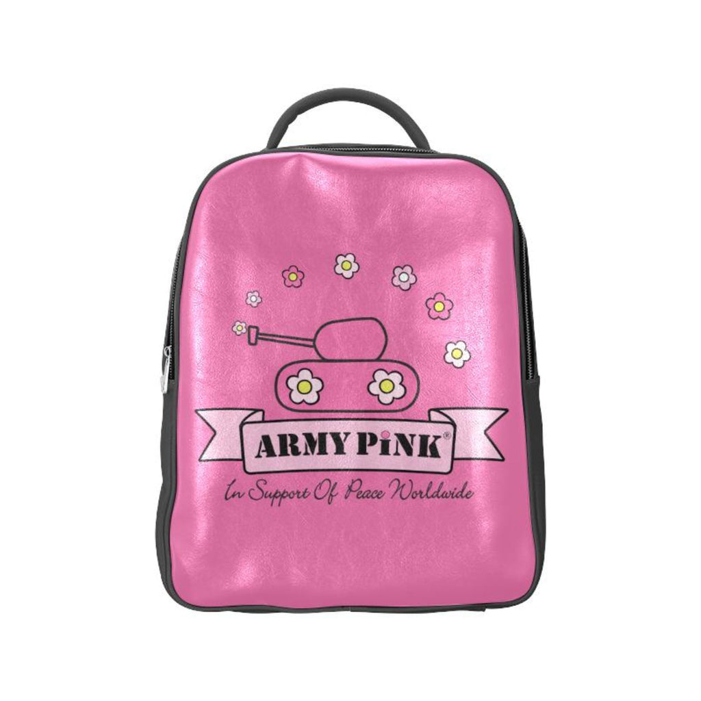 Army Pink Emblem Backpack for  at ARMY PINK