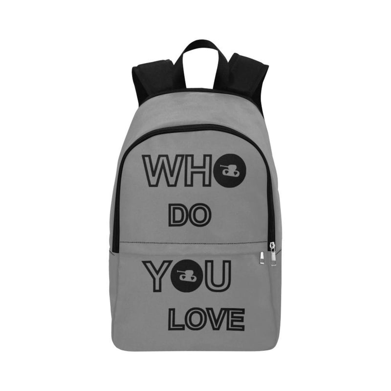 Who do you love Backpack ${product-type) ${shop-name)