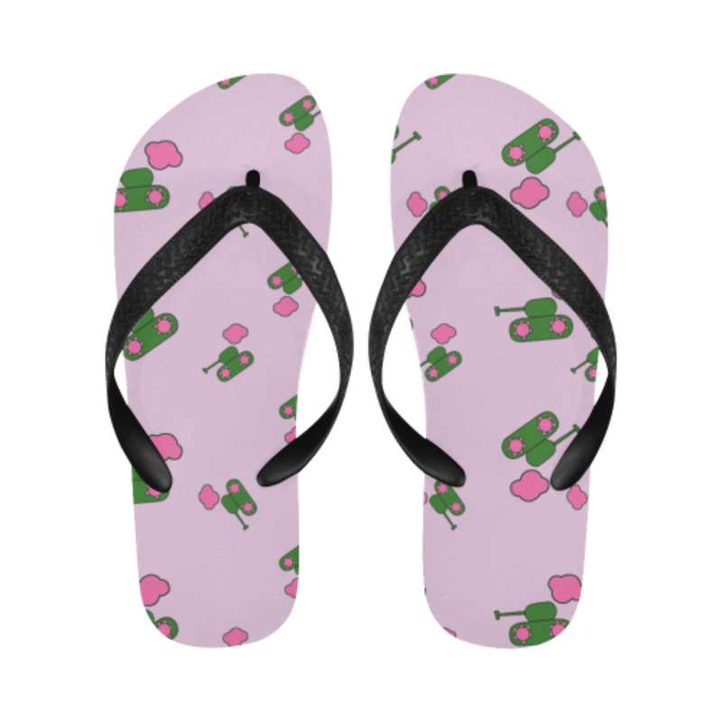 Tank cloud pink Flip Flops for 16.00 at ARMY PINK