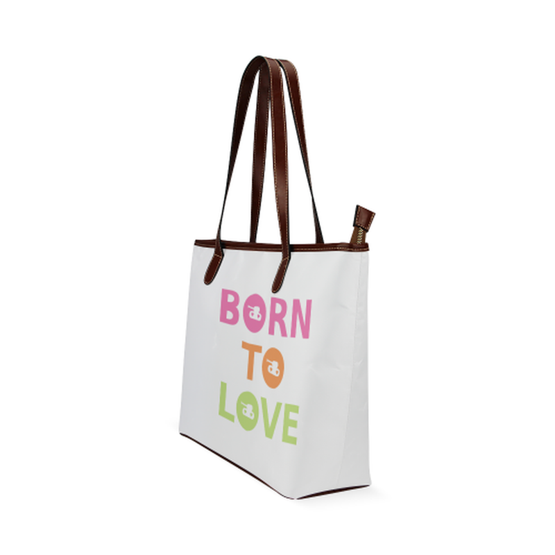 Bright born to love Tote Bag for  at ARMY PINK