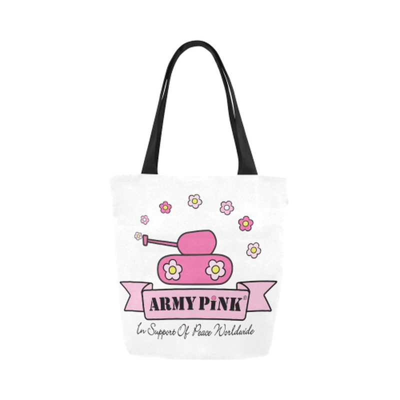 Emblem Tote Bag for  at ARMY PINK