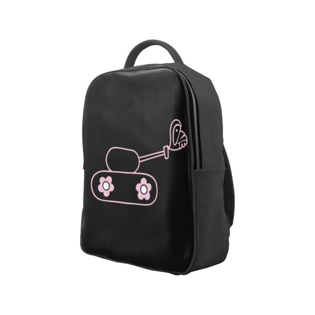 Black love tank Backpack for  at ARMY PINK