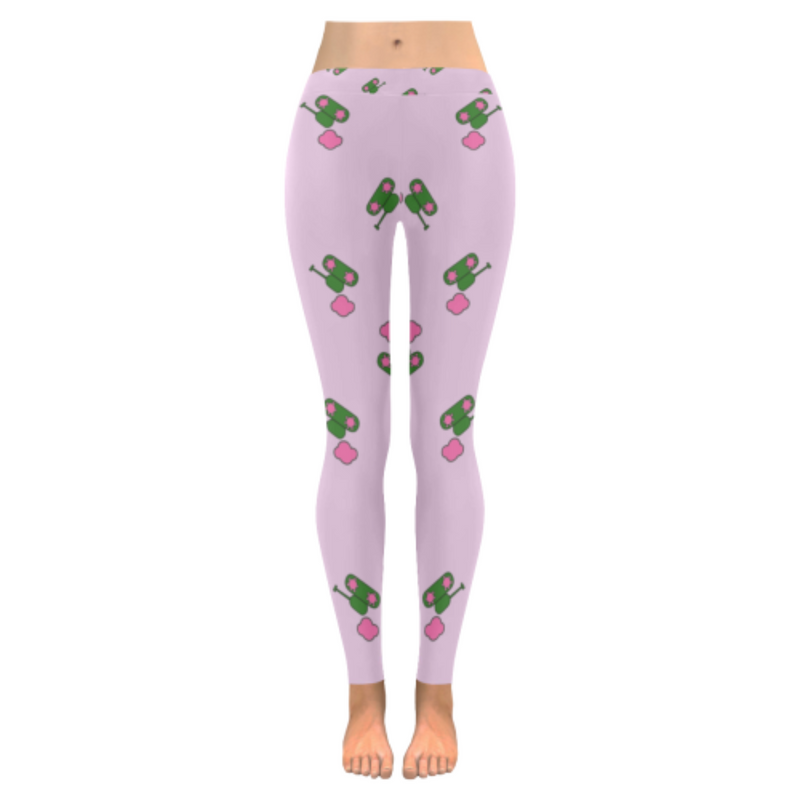 Army Pink Low Rise Leggings for 34.00 at ARMY PINK
