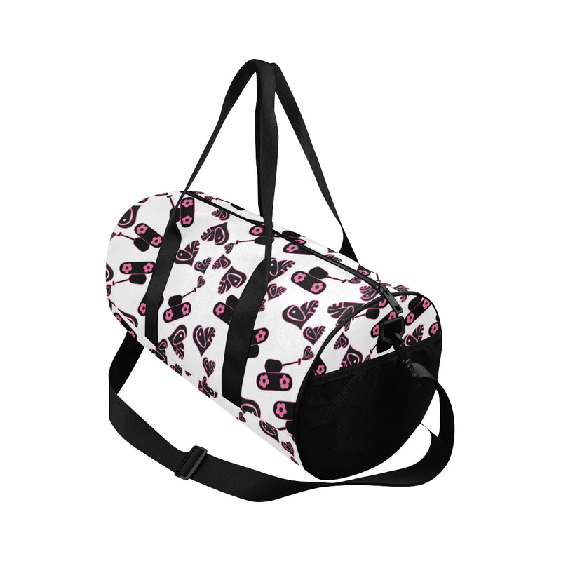 Love Tank Duffle Bag for  at ARMY PINK