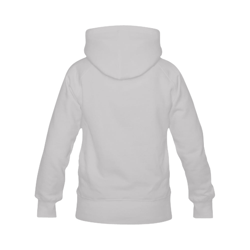 Gray Logo Hoodie for 40.00 at ARMY PINK