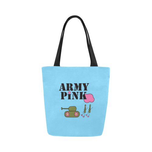Promo Canvas Tote Bag for  at ARMY PINK