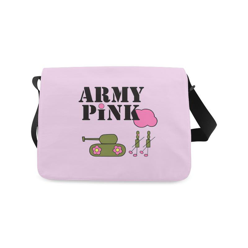Logo on violet for  at ARMY PINK