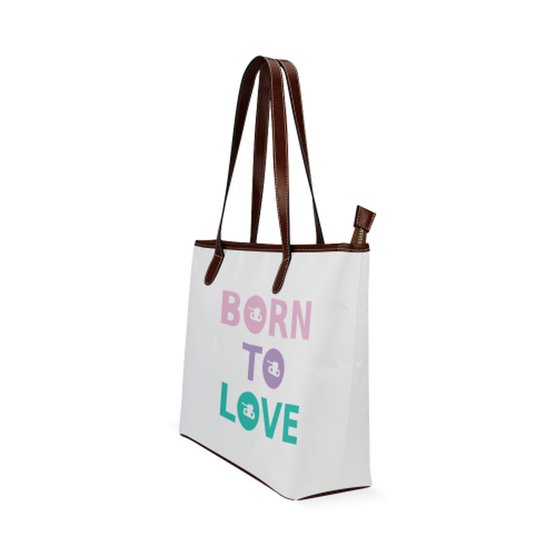 Pastel Born to love Tote Bag for  at ARMY PINK