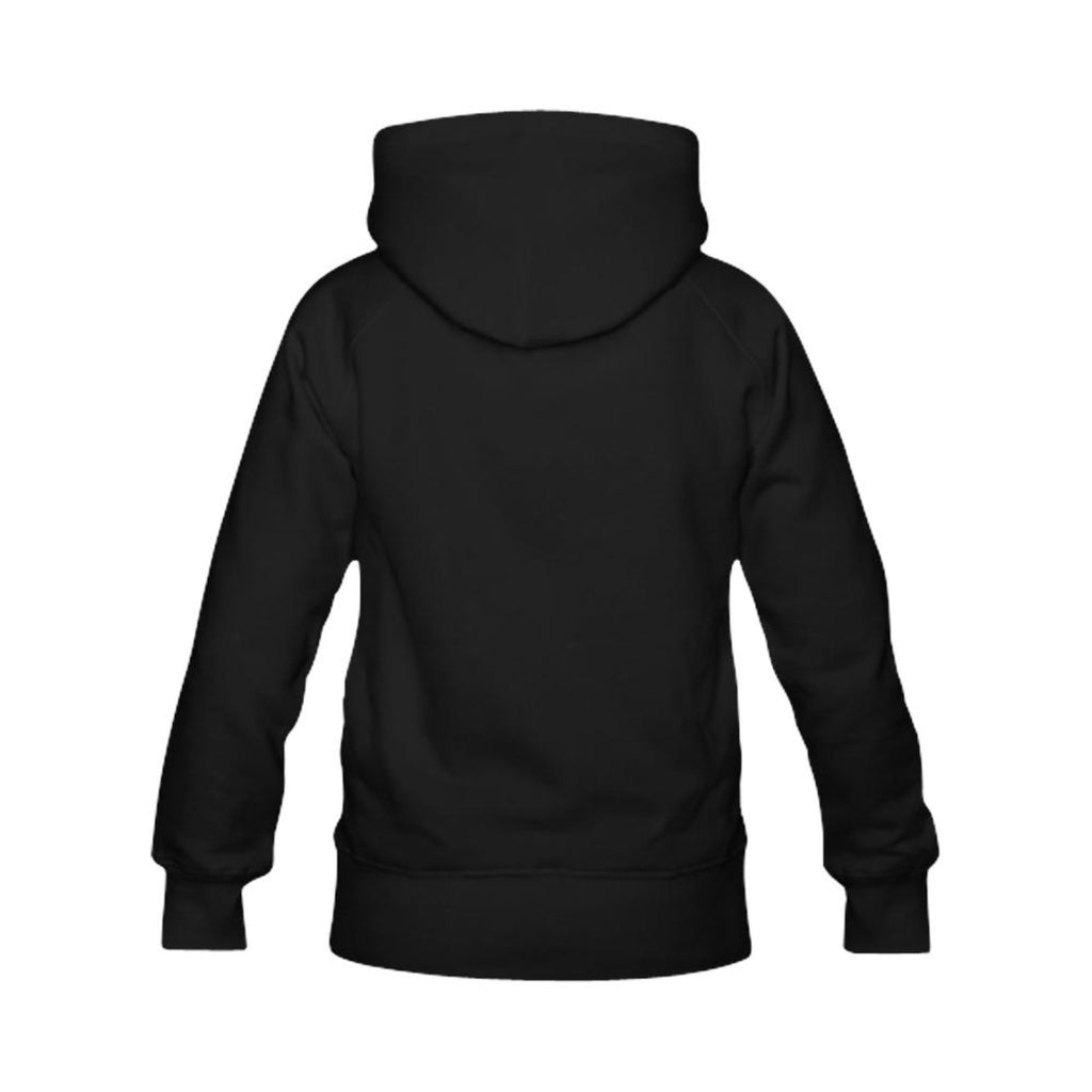 Black Logo Hoodie for 38.00 at ARMY PINK