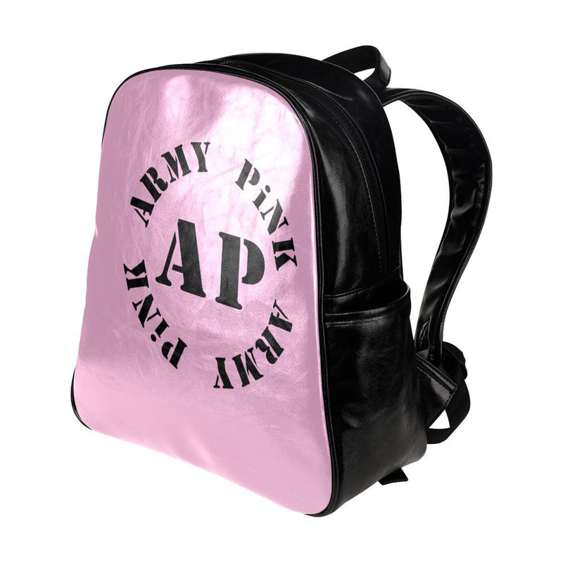 Army Pink on Pink Backpack for  at ARMY PINK