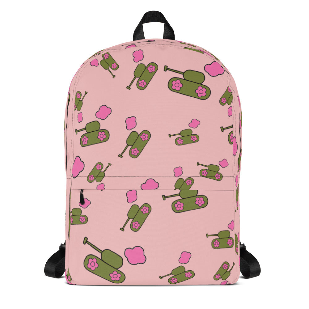 Pink Tank-Cloud Backpack for 44.00 at ARMY PINK