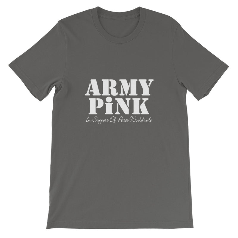 Army Pink Unisex T-Shirt for 24.00 at ARMY PINK