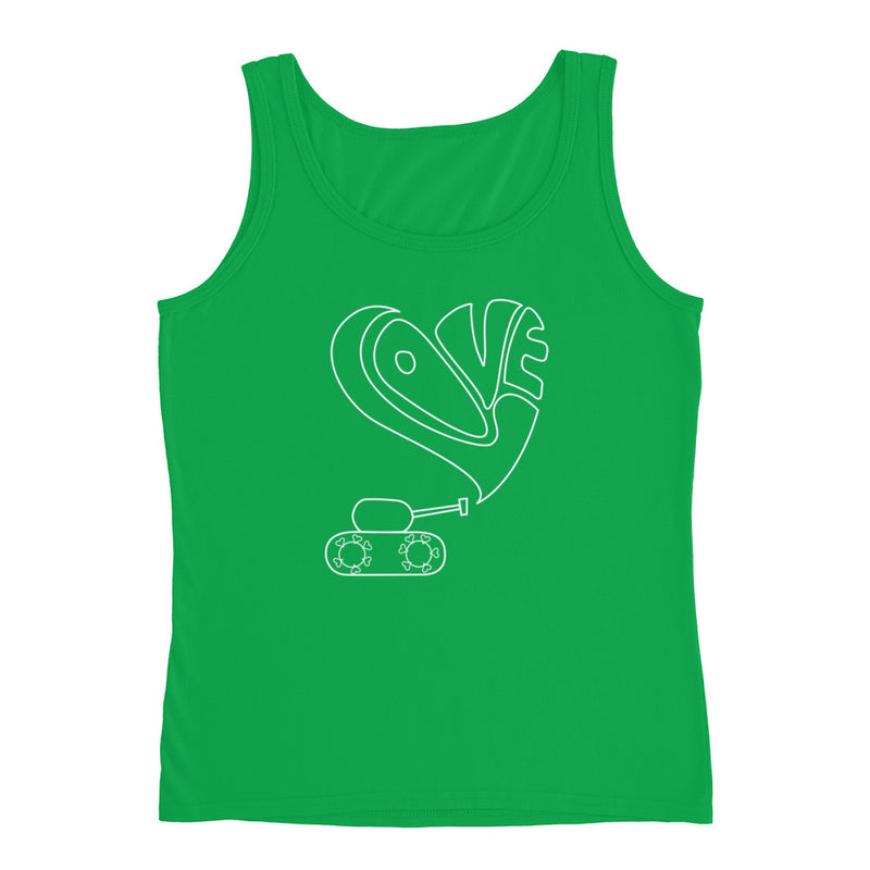 Love Tank Top for 22.00 at ARMY PINK